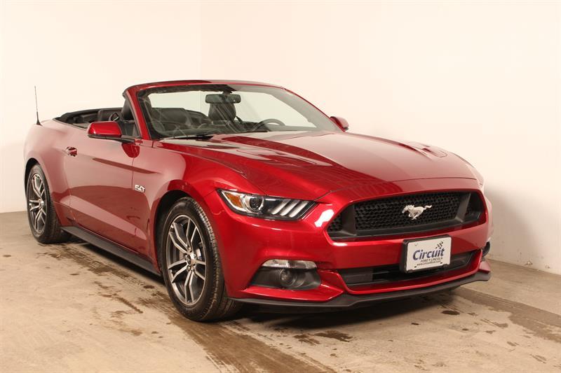 Ford Mustang 2017 GT Premium ** Convertible ** #u3411