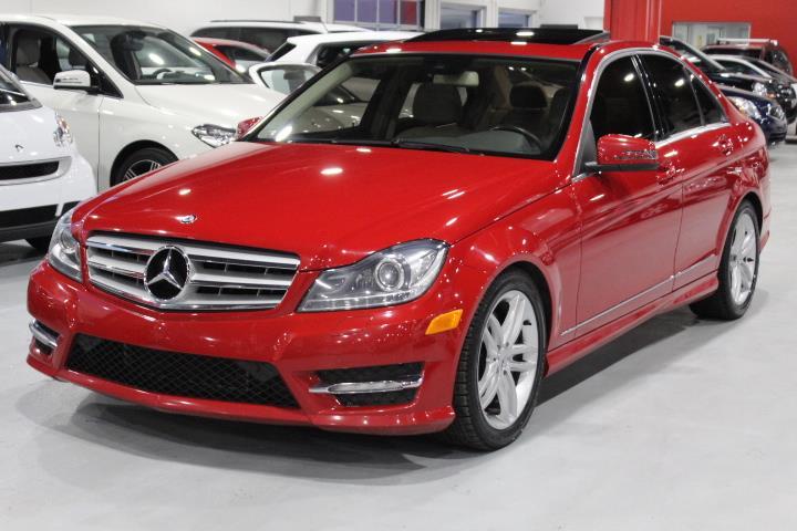 Mercedes-Benz C-Class 2013 C300 4D Sedan 4MATIC #0000000442