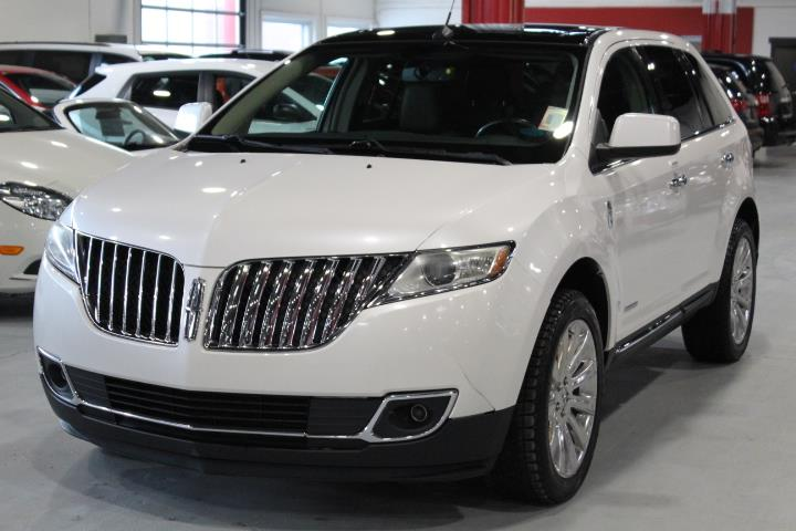 Lincoln MKX 2011 4D Utility AWD #0000000583