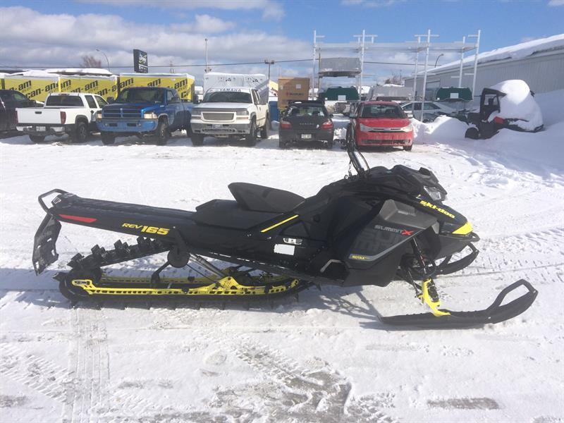 Ski-Doo Summit X 165 2017