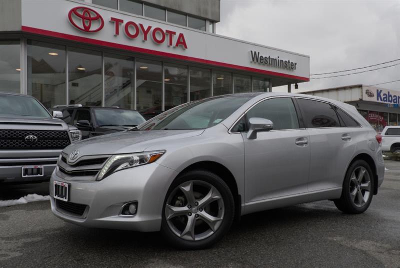 2014 Toyota Venza Limited V6 #P6489T