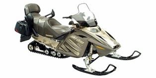 Skidoo GTX Limited 600 2005