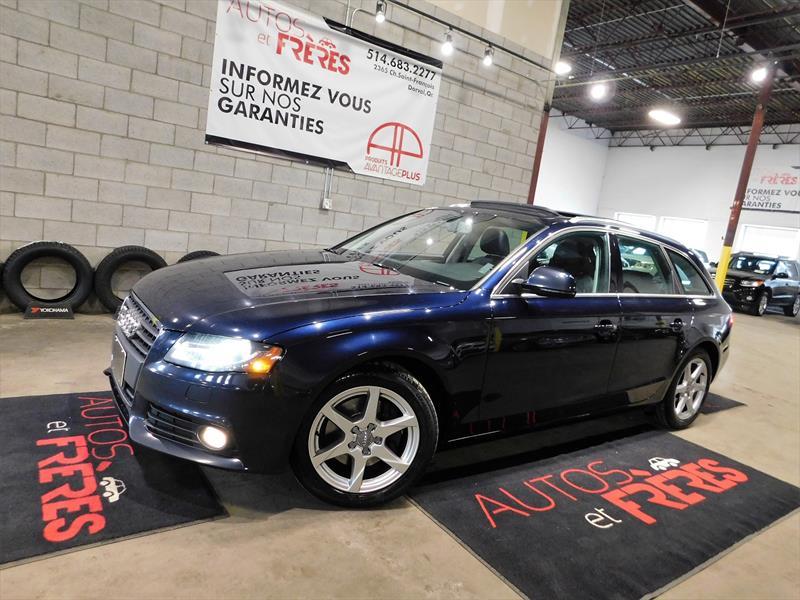 Audi A4 2009 4dr Wgn Auto 2.0T quattro #2131