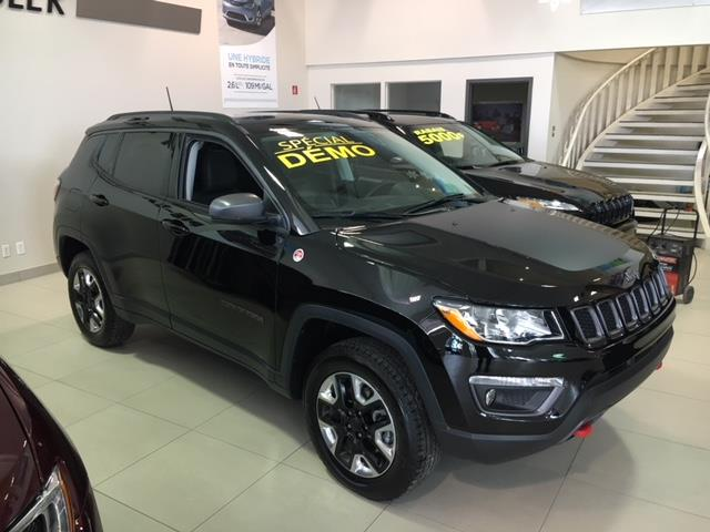 Jeep Compass 2017 4WD 4dr Trailhawk #UD4357