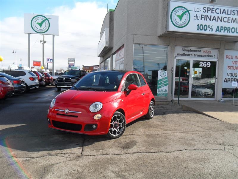 Fiat 500 2012 HB #F170084-03
