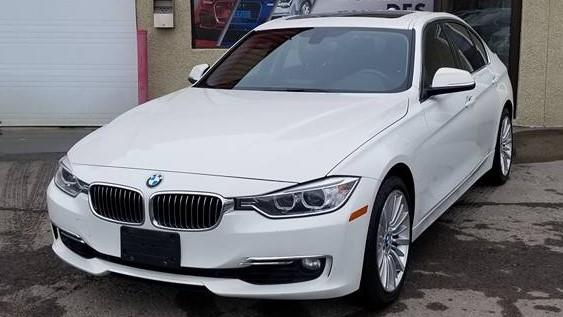 BMW 3 Series 2014 328i XDRIVE, LUXURY LINE, NAV, TOIT   #6084