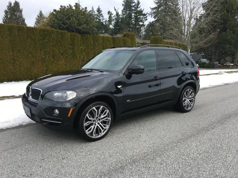 2007 BMW X5 AWD 4dr 4.8i #AU155052