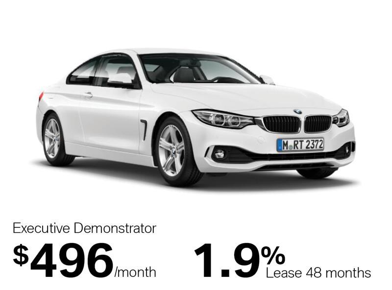 2018 BMW 4 Series 430i xDrive Coupe #J0097