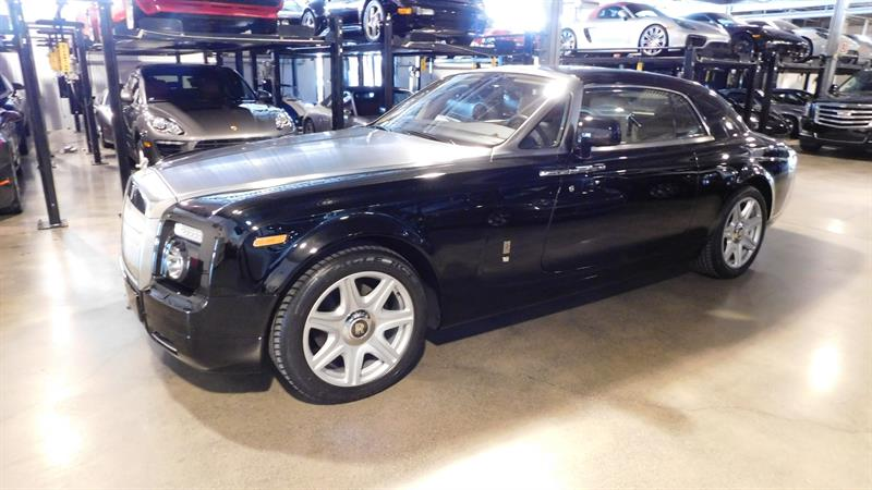 Rolls-Royce Phantom Coupe 2010 2dr Cpe