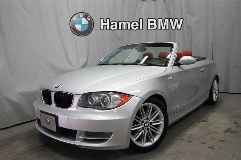 BMW 1 Series 2009 2dr Cabriolet 128i #u17-205a