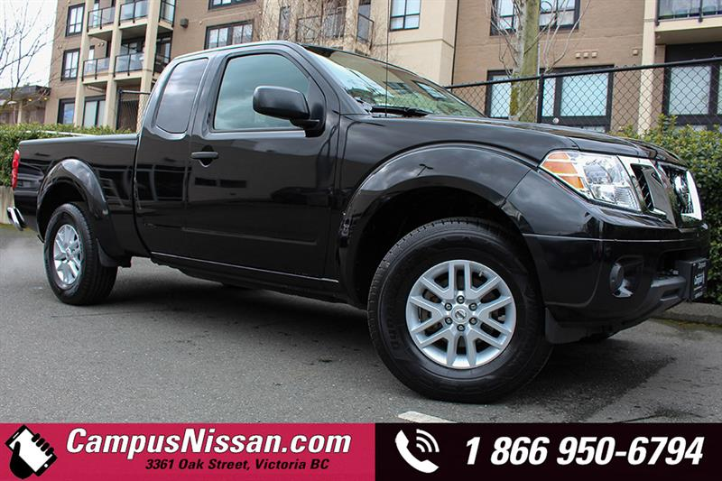 2017 Nissan Frontier SV King Cab  #A7140