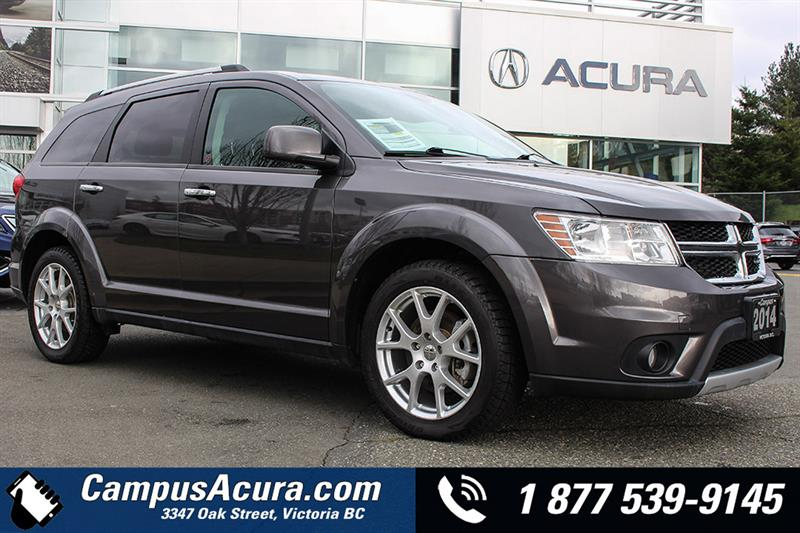 2014 Dodge Journey AWD 4dr R-T #AC0739B