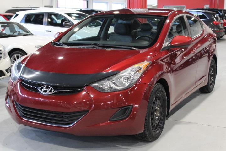 Hyundai Elantra 2011 GL 4D Sedan at #0000000749