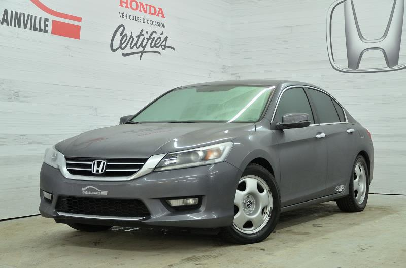 Honda Accord Berline 2014 Sport MAGS PNEUS HIV #U-0888a