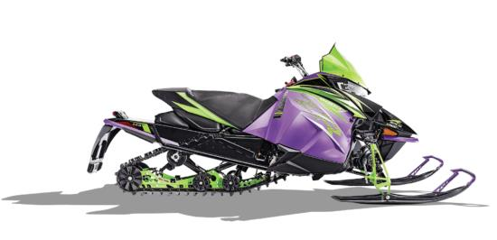 Arctic Cat ZR 8000 LTD ES 137 2019