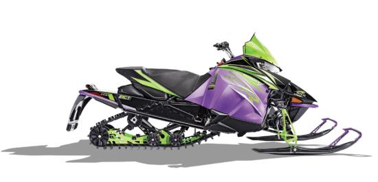 Arctic Cat ZR 8000 LTD ES 129 2019