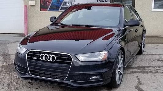Audi A4 2015 Progressiv plus, S-LINE, NAVI, Quattro #6090
