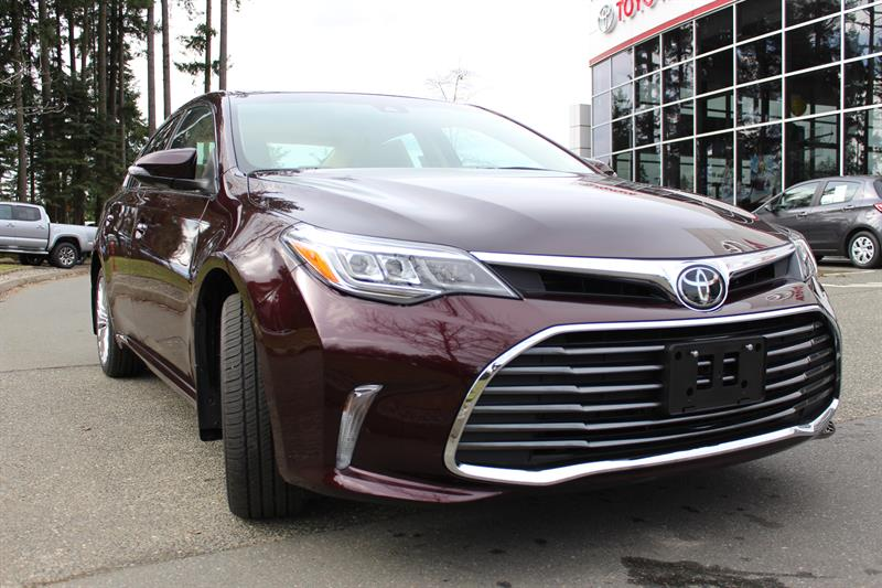 2018 Toyota Avalon Limited #11737
