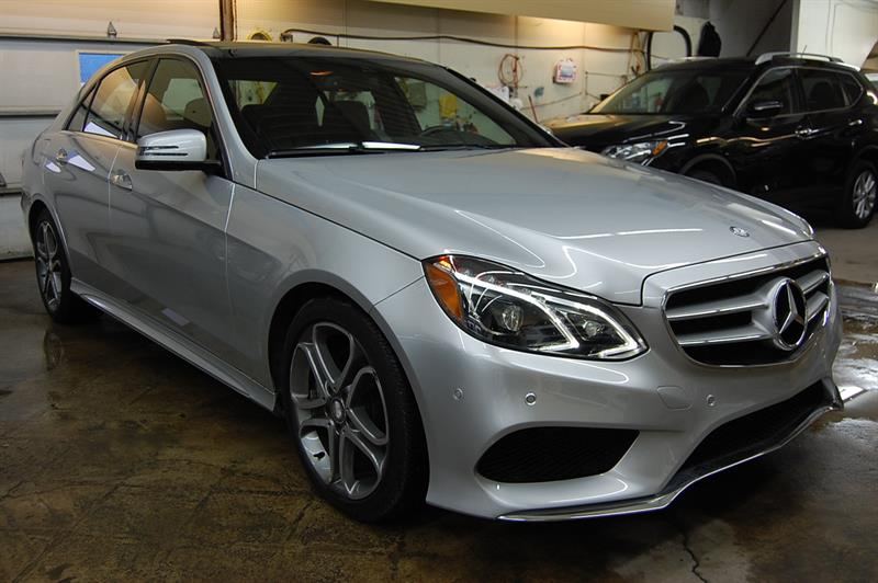 2014 Mercedes-Benz E-Class E 350 4MATIC Used for sale in