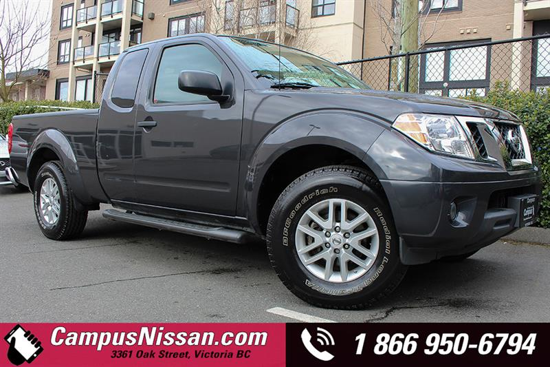 2015 Nissan Frontier SV #7-X655A