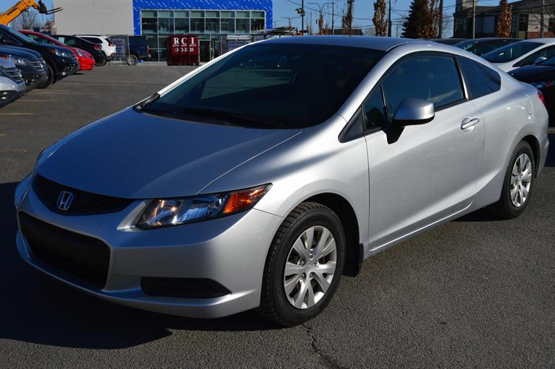Honda Civic 2012 LX #U7944