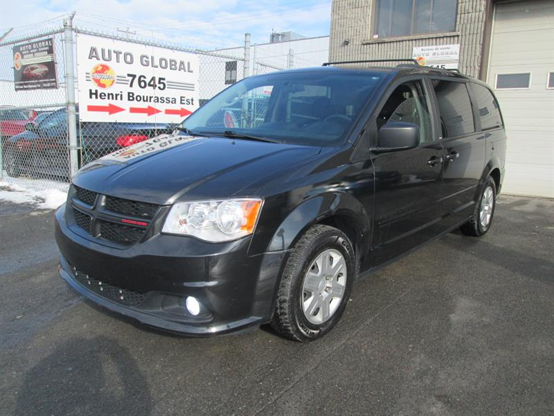 Dodge Grand Caravan 2012 4dr TV-DVD,STOW N GO 7 PASSAGERS #17-1436NN