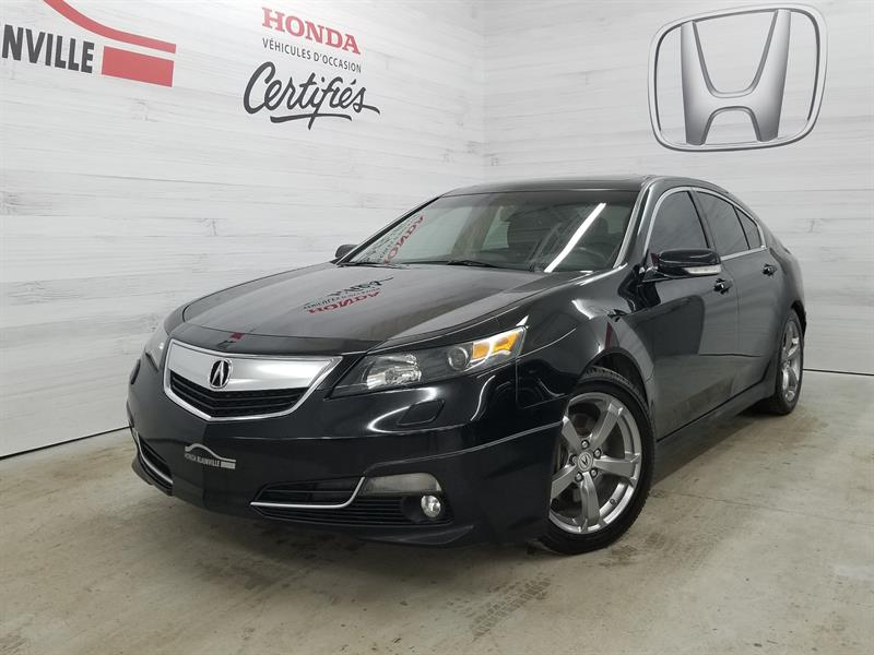 Acura TL 2012 4 portes berline elite awd #171015a