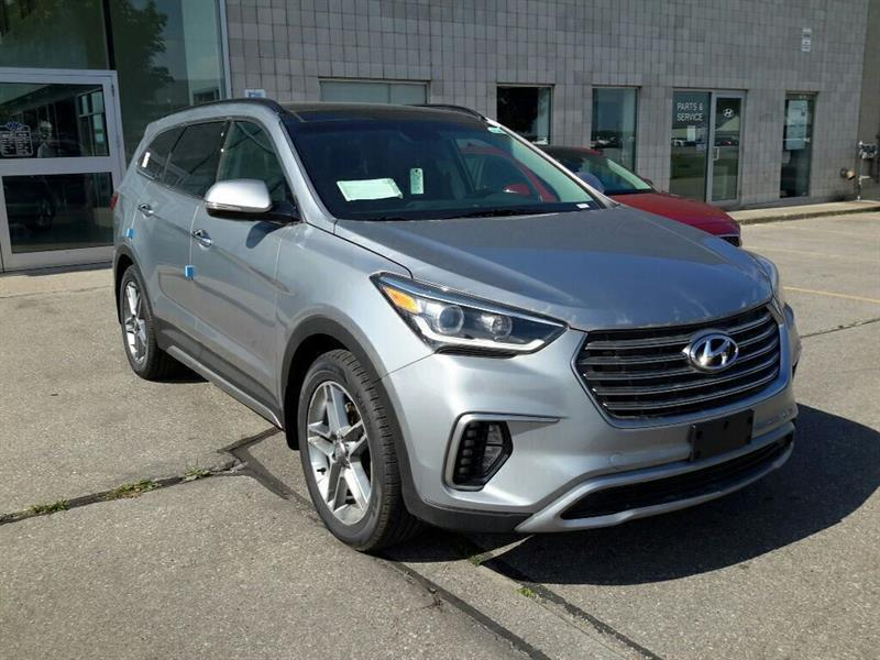 2017 Hyundai SANTA FE XL 3.3L V6 Limited AWD 6-Pass - Sunroof/Leather/Nav #75115