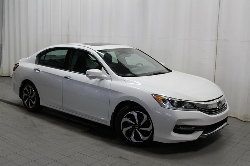 Honda Accord 2016 Sedan L4 EX-L CVT *EX-L / 8 PNEUS* #U17-250A