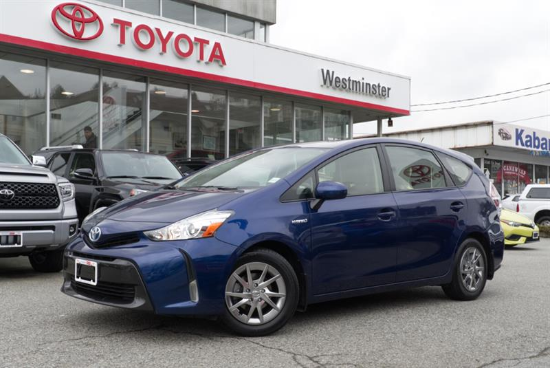 2015 Toyota Prius V Luxury Package #P6495T