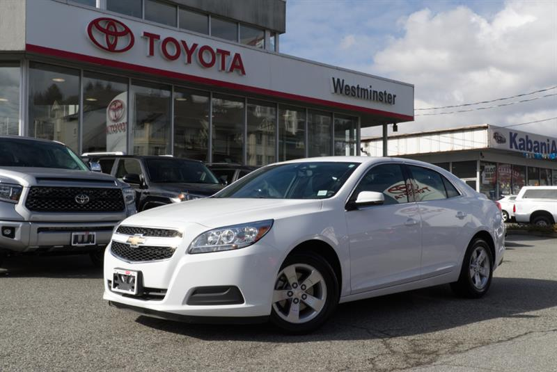 2013 Chevrolet Malibu LT #PS18491A