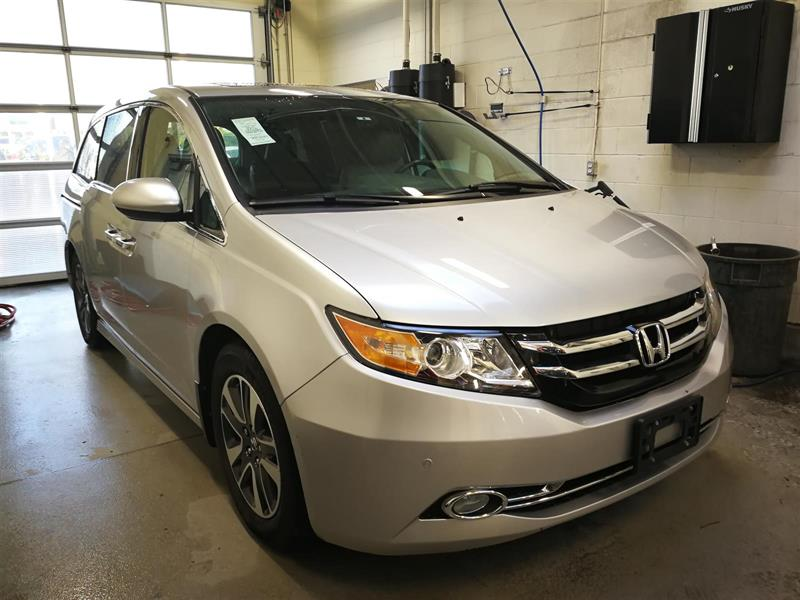 2015 Honda Odyssey Touring! Honda Certified Extended Warranty to 160, #LH7941