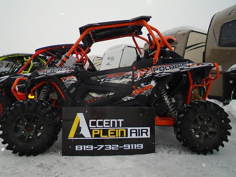 Polaris RZR XP 1000 2015
