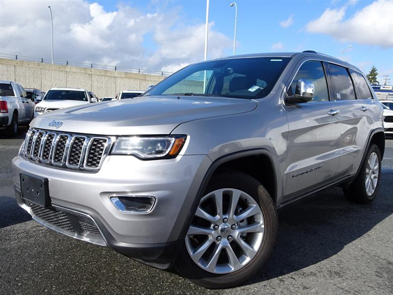 2017 Jeep Grand Cherokee Limited #18UP73