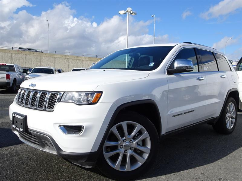 2017 Jeep Grand Cherokee Limited #18UP74