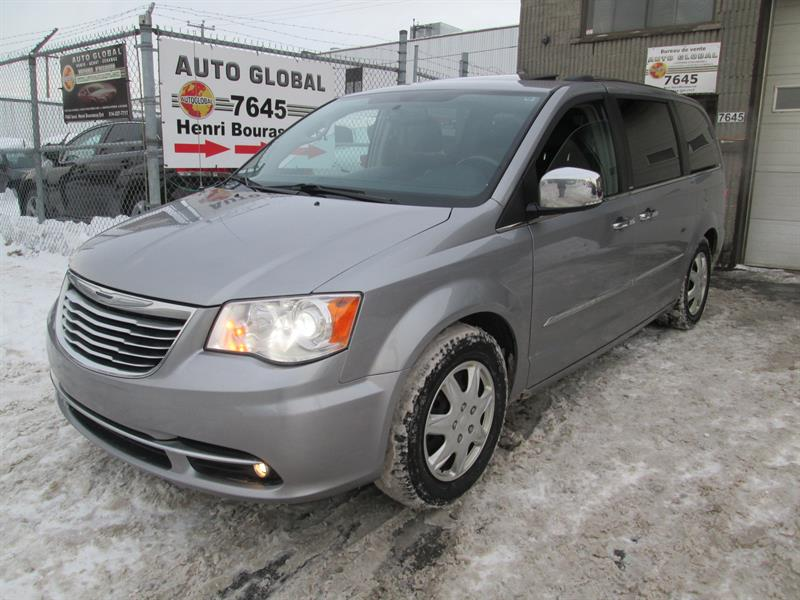 Chrysler Town - Country 2013 4dr Wgn Limited,TV-DVD,NAVI,CAM-DE RECUL,TOIT  #18-4789NN
