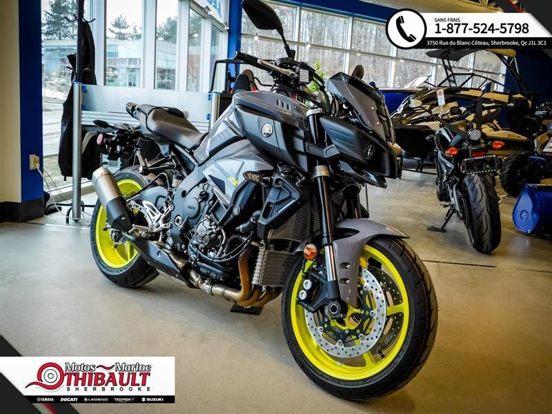 Yamaha FZ10 2017
