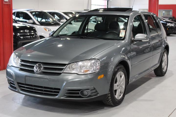 Volkswagen Golf 2009 CITY 4D Hatchback #0000000615