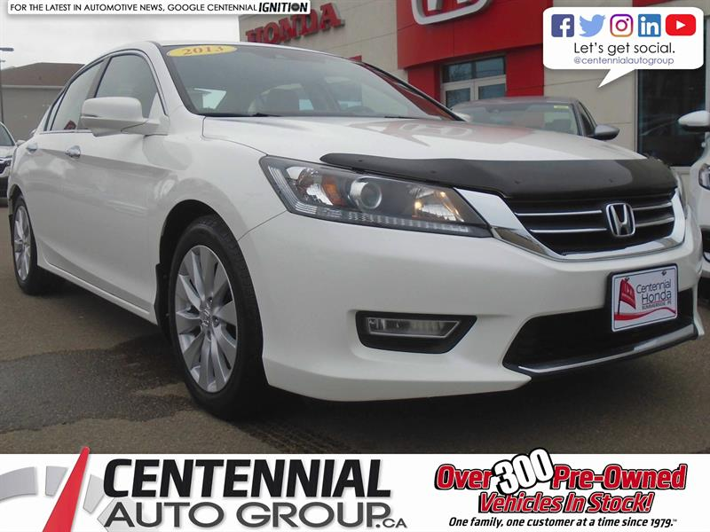 2013 Honda Accord Sedan EX-L | Cruise Control | Bluetooth | Heated Seats #U1622A