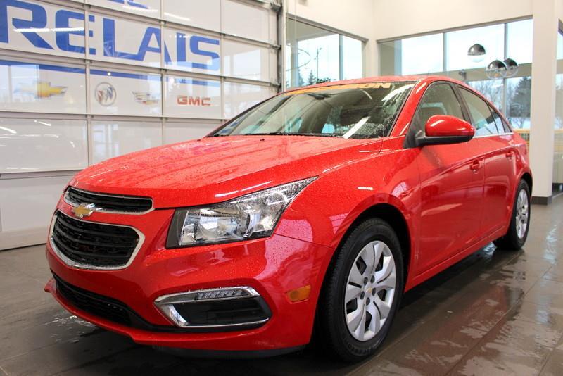 Chevrolet Cruze Limited 2016 LT / DÉMARREUR A DISTANCE / TRANS. AUTOMATIQUE /   #82907