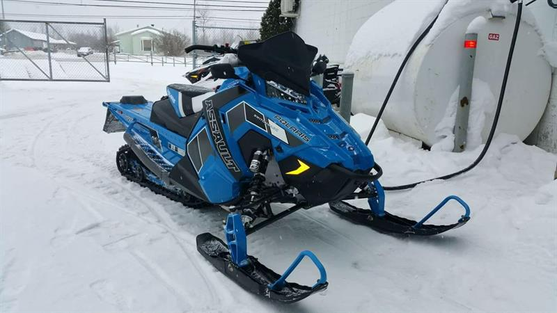 Polaris ASSAULT SWB 800 144 2018
