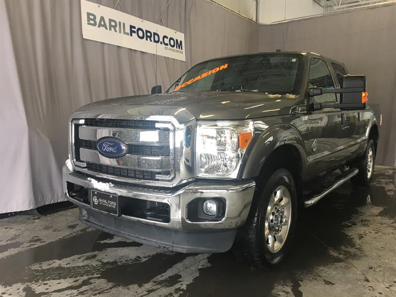Ford Super Duty F-350 SRW 2014 4WD Crew Cab #c6581