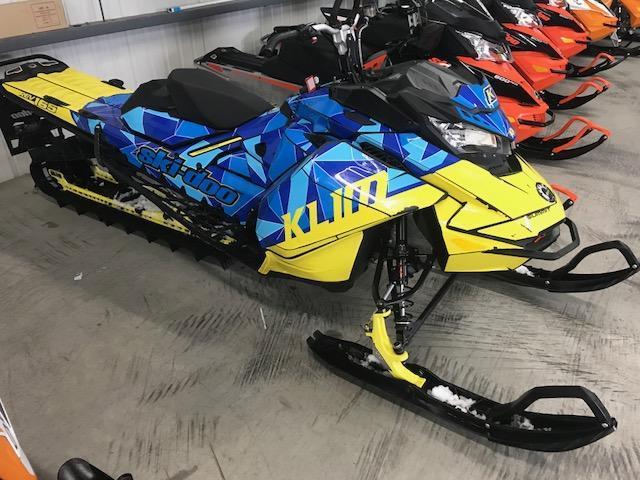 Ski-Doo SUMMIT X T3 165 850 ETEC 2017