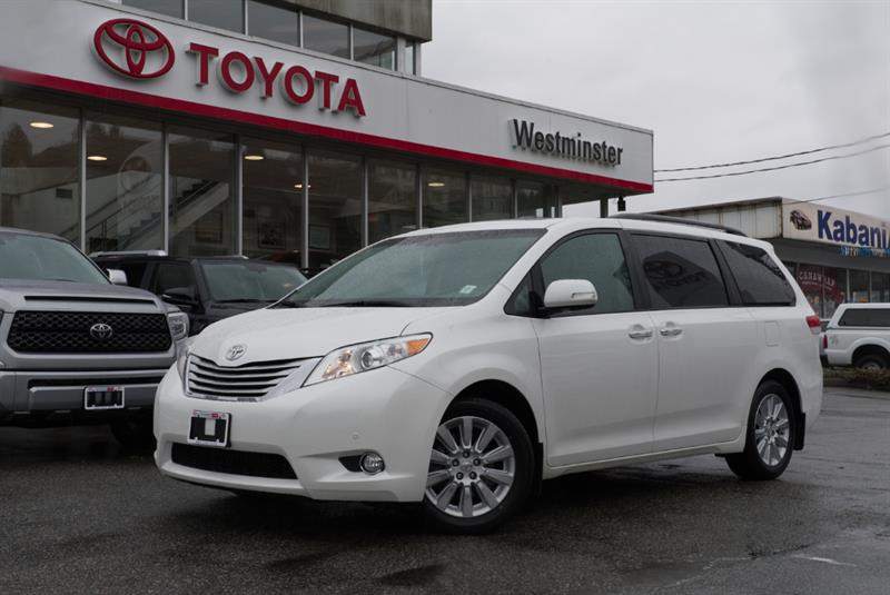 2014 Toyota Sienna Limited #P6486T