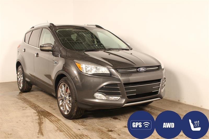 Ford Escape 2015 SE **AWD ** CUIR GPS MAG 19'' #71838a