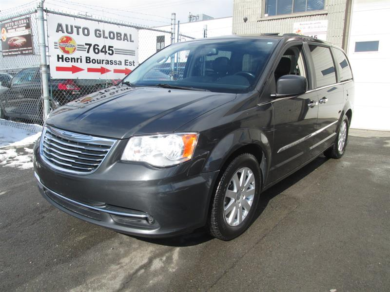 Chrysler Town - Country 2012 4dr Wgn Touring w-Leather,TV-DVD,NAVI,CAMÉRA  #18-889MM