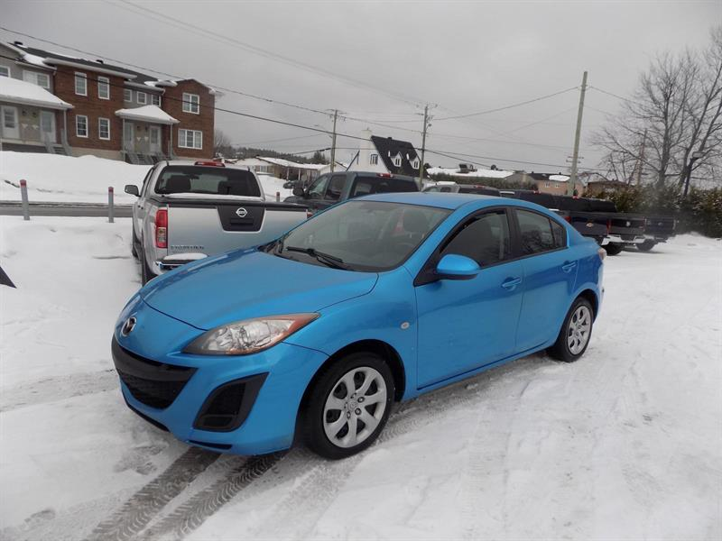 Mazda MAZDA3 2010 GX #AD6053