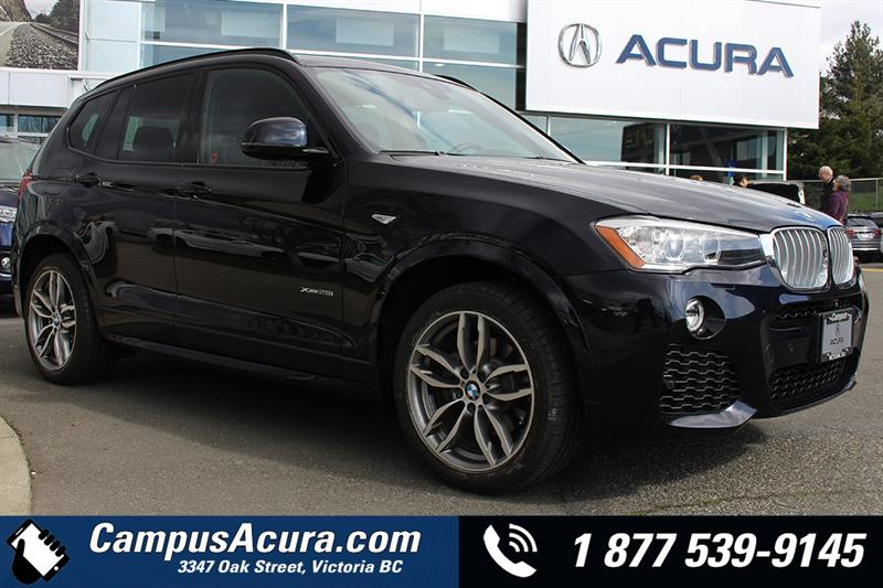 2017 BMW X3 AWD 4dr xDrive28i Msport #AC0808