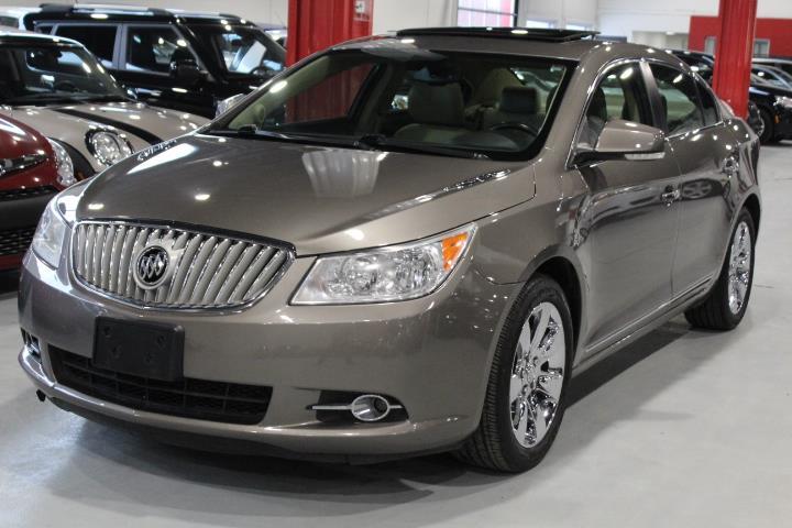 Buick LaCrosse 2010 CXL 4D Sedan #0000000641