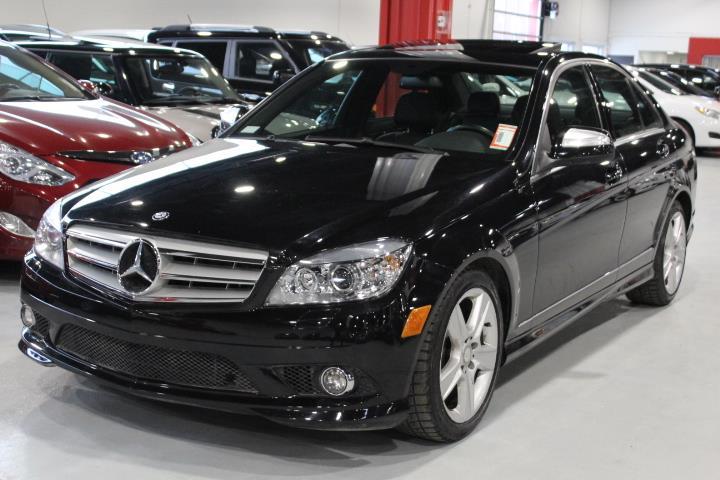 Mercedes-Benz C-Class 2008 C300 4D Sedan 4MATIC #0000000751